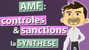 AMF- contrôles et sanctions