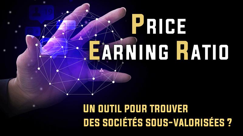 Tout savoir sur le Price Earning Ratio ( PER )