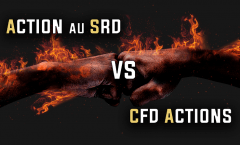 CFD actions vs SRD
