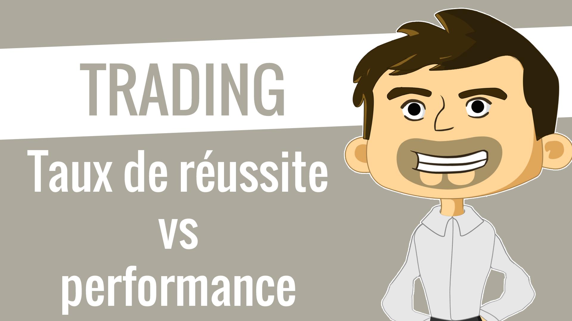 La relation entre le taux de réussite et la performance