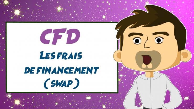 Les frais de financement SWAP sur CFD