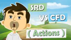 SRD vs CFD actions