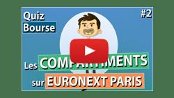Vidéo Youtube Quiz Bourse