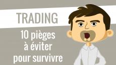 10 pièges à éviter pour survivre en bourse