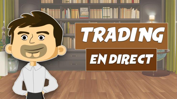 trading en direct sur CFD