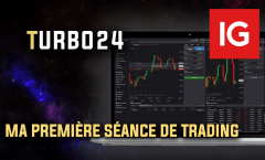 Turbo24, ma première séance de trading