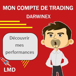 Mon compte de trading en bourse Darwinex LMD