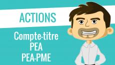 Comment choisir entre compte-titre, PEA et PEA-PME ?