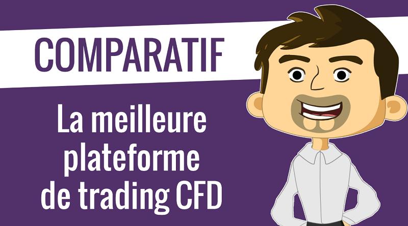 La meilleure plateforme de trading CFD