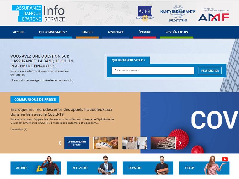 Le site ABE info service