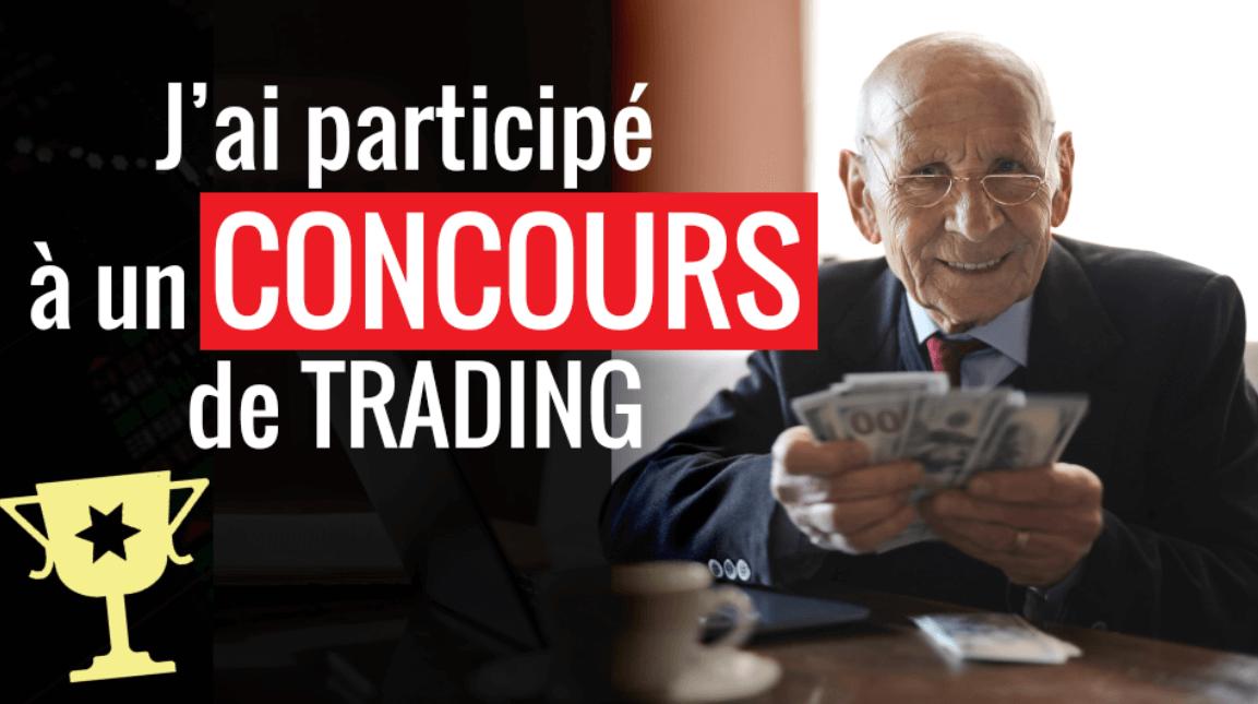 Concours de trading IG