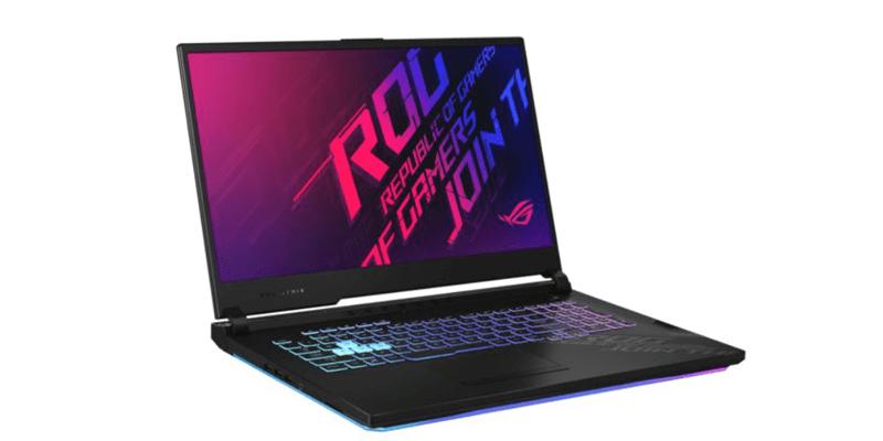 PC portable ASUS ROG STRIX G17 G712LW-EV010T - Noir
