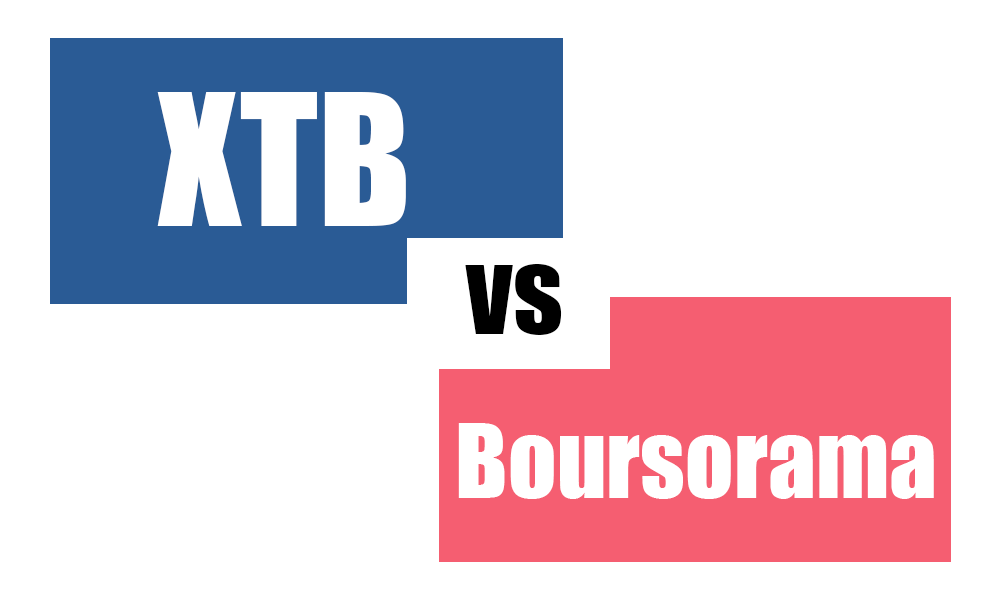 XTB vs Boursorama