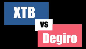 XTB vs Degiro