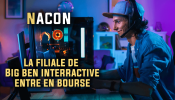 NACON la filiale de BigBen Interactive entre en bourse