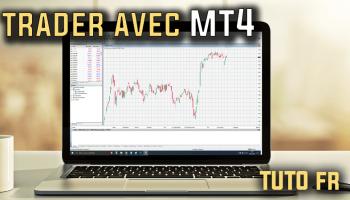 Trader pour la première fois avec MetaTrader 4