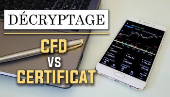 CFD vs certificat à effet multiplicateur