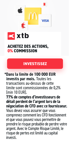 Les actions sans commission