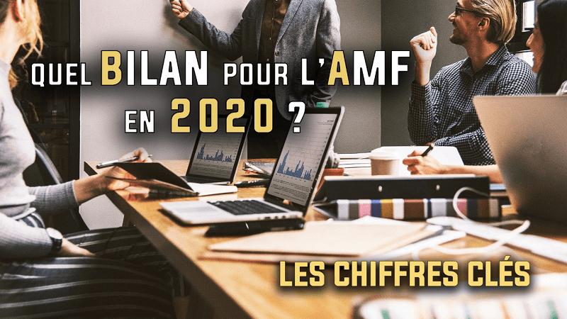 Quel bilan pour l'AMF en 2020
