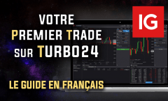Comment réaliser votre 1er trade sur les Turbo24 avec IG