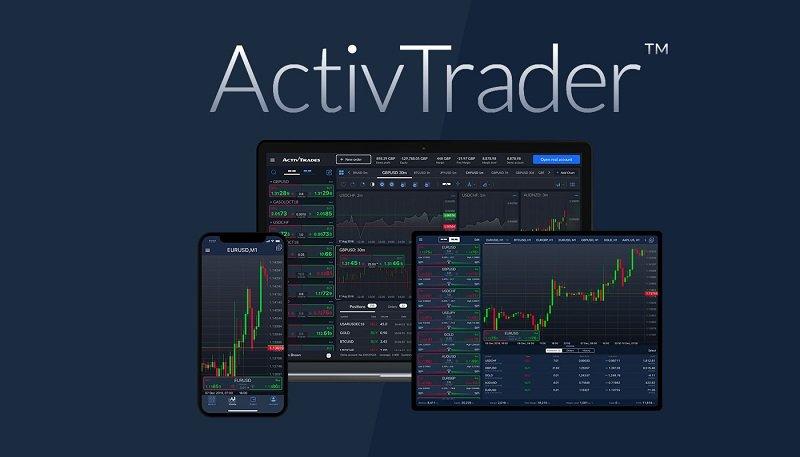 La plateforme ActivTrader