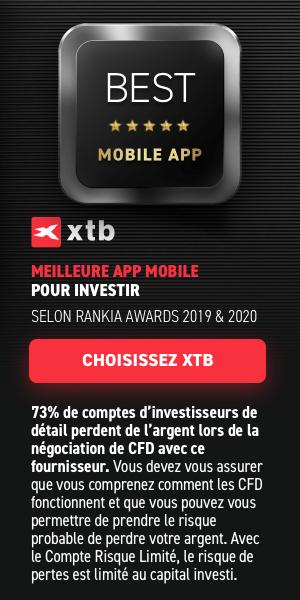 Meilleure application de trading XTB