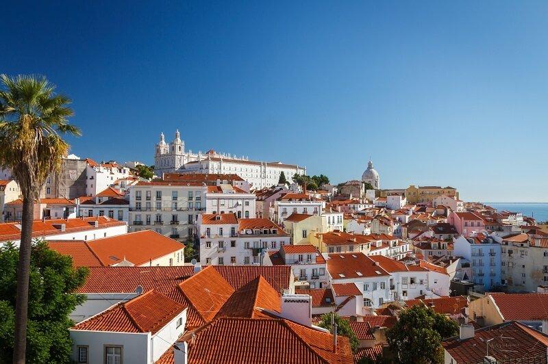 Un aperçu de la capitale Lisbonne