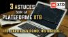 3 conseils à connaître sur la plateforme de trading XTB